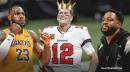 LeBron James, Dwyane Wade react to 'GOAT' Tom Brady reaching Super Bowl with Buccaneers