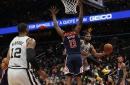Game Thread: San Antonio Spurs vs Washington Wizards