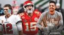 Blazers' CJ McCollum going all-in on Patrick Mahomes over Tom Brady in potential Super Bowl showdown