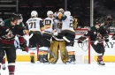 Golden Knights 1, Coyotes 0: Late goal from William Karlsson enough for Vegas win