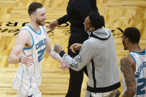 Recap: Hornets defeat Magic with huge fourth quarter run and Gordon Hayward game winner, 107-104