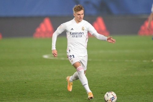 Ornstein: Martin Ødegaard to join Arsenal on loan from Real Madrid