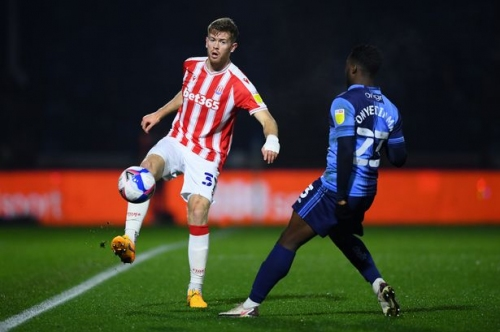 Premier League sides consider £10m bid for Stoke's Nathan Collins