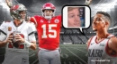 Wild Tom Brady-Patrick Mahomes trivia has CJ McCollum shocked