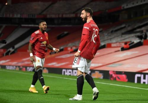 Bruno Fernandes credits Juan Mata for free-kick technique after winner against Liverpool