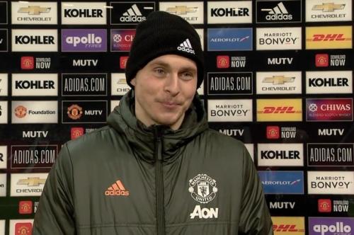 Victor Lindelof sets Mason Greenwood challenge at Manchester United