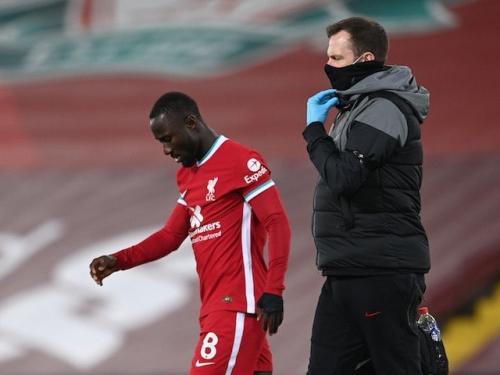 Liverpool team news: Injury, suspension list vs. Tottenham Hotspur