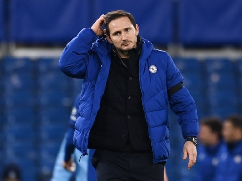 Chelsea 'to sack Frank Lampard on Monday'