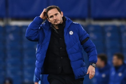 Chelsea set to sack Frank Lampard ahead of Wolves clash