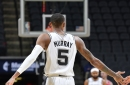 Open Thread: Dejounte Murray's the first Spurs player to have multiple triple-doubles in a season since David Robinson