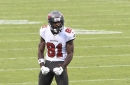 Report: Buccaneers expected to get Antonio Brown back for the Super Bowl