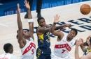 Photos: Pacers host Raptors in NBA action
