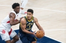 Malcolm Brogdon bounces back as Pacers win rematch with Raptors