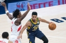 Pacers' Jeremy Lamb dunks those early-career assumptions in impressive return from injury
