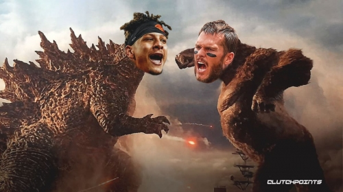 Patrick Mahomes vs. Tom Brady in Super Bowl 55 will be as epic as 'Godzilla vs. Kong'
