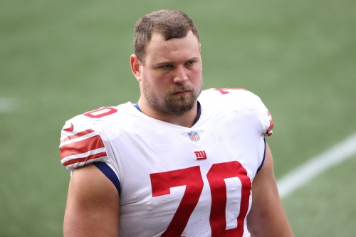 Poll: What should the Giants do with Kevin Zeitler?