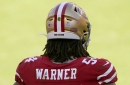 49ers' Fred Warner: 'I'm trying to get that ring on my finger at the end of this'