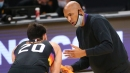 Phoenix Suns: Monty Williams expected to coach Wednesday's game after missing practice for personal reasons