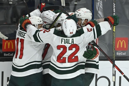 Gameday Thread: Wild vs. Kings (7:00 PM CT)