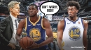 The reason James Wiseman should not worry over Warriors benching, per Kevon Looney