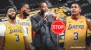 Dwyane Wade's 1-word reaction to potential Bradley Beal to Lakers deal