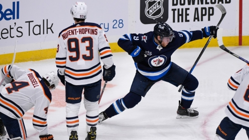 Oilers still looking for complete effort after swapping comebacks vs. Jets