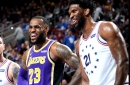 Sixers and Joel Embiid eye statement game vs. Lakers