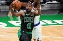 The Boston Celtics are at full strength