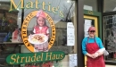 Hungary in Bath? Third generation strudel maker serving up nearly 100 sweet and savory varieties of hand-stretch pastry