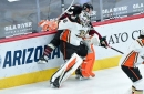 Ducks 1, Coyotes 0: Gibson does it again