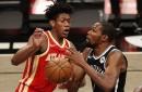 Preview: Hawks host Nets in third meeting of 2020-21 season