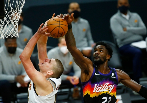'I love it': Deandre Ayton embraces criticism from Suns' teammates, takes game to another level