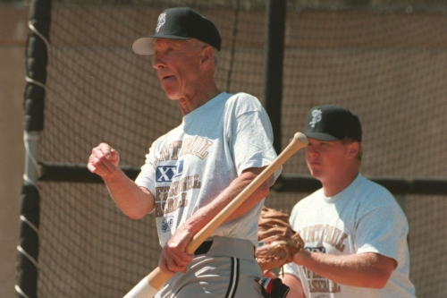 Former Cub Wayne Terwilliger has passed away