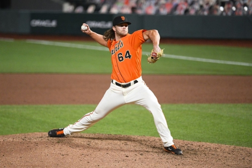 Twins acquire RHP Shaun Anderson from Giants in exchange for OF LaMonte Wade Jr.