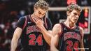 Bulls forward Lauri Markkanen leaves game with shoulder sprain