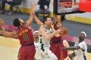 Rapid Recap: Bucks 123, Cavaliers 105