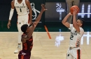 Miami suffers overtime setback, unable to get redemption on No. 16 Virginia Tech