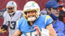 Chargers' Justin Herbert wins offensive rookie of the year award