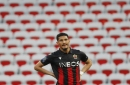Arsenal's William Saliba wins Player of the Month award at Nice