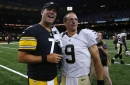 Drew Brees' change in contract and how it doesn't apply to Ben Roethlisberger