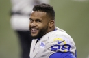 For Rams' Aaron Donald, the real Big Game is a year from now