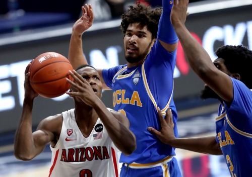 After rough outing against Utah, UA's Bennedict Mathurin puts it all together in Boulder