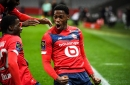 Red-hot Jonathan David nets brace for 1st place Lille in 2-0 win over FC Nantes