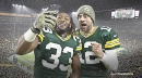 Aaron Jones comments on Aaron Rodgers' future with Packers