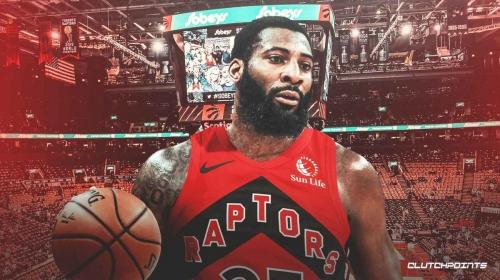 Raptors interested in Cavs center Andre Drummond