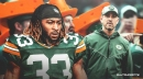 Packers' Aaron Jones speaks out on his future as he enters free agency