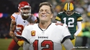 Aaron Rodgers 'likes' tweet ripping Super Bowl referees for penalty calls on Chiefs vs. Buccaneers