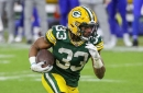 Roster Grades: Aaron Jones was at it again, leading Green Bay's RBs