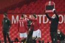Why Manchester United substituted Mason Greenwood instead of Rashford or Martial