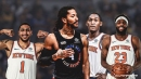 Derrick Rose quickly impressed with Immanuel Quickley